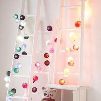 Fairy lights-choose your color!